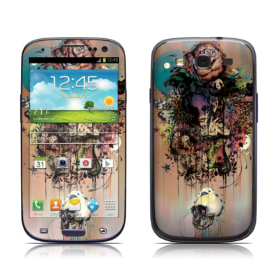 Samsung Galaxy S III Skin - Doom and Bloom