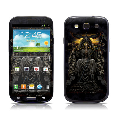 Samsung Galaxy S III Skin - Death Throne