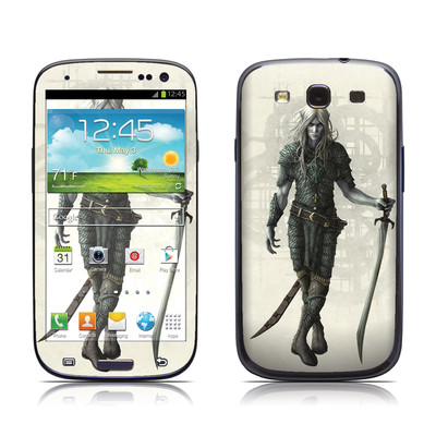 Samsung Galaxy S III Skin - Dark Elf
