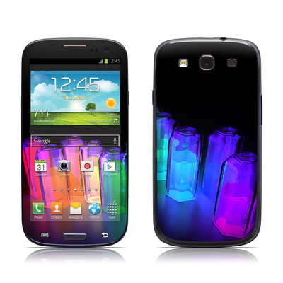 Samsung Galaxy S III Skin - Dispersion