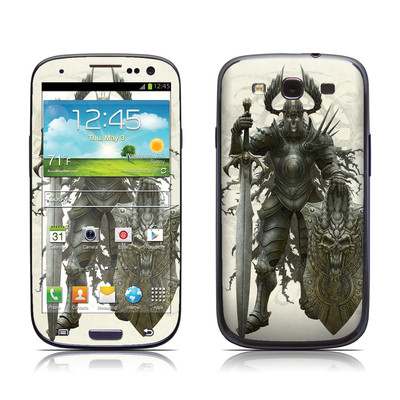 Samsung Galaxy S III Skin - Dark Knight