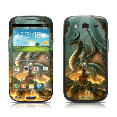 Samsung Galaxy S III Skin - Dragon Mage