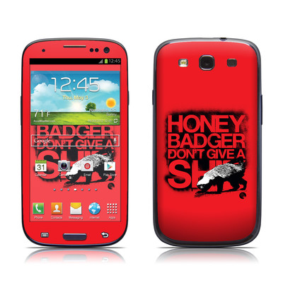 Samsung Galaxy S III Skin - Don't Give A