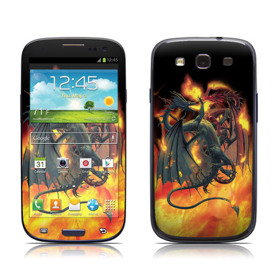 Samsung Galaxy S III Skin - Dragon Wars