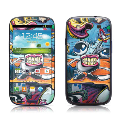 Samsung Galaxy S III Skin - Dream Factory