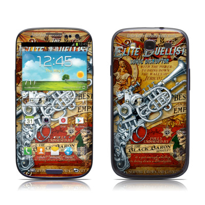 Samsung Galaxy S III Skin - The Duelist