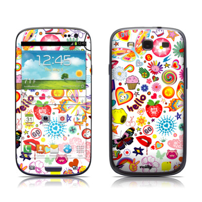 Samsung Galaxy S III Skin - Eye Candy