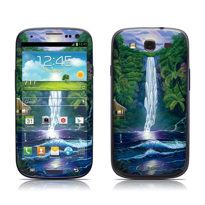 Samsung Galaxy S III Skin - In The Falls Of Light