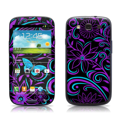 Samsung Galaxy S III Skin - Fascinating Surprise