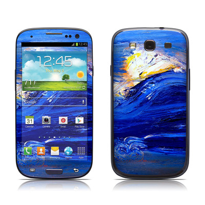 Samsung Galaxy S III Skin - Feeling Blue