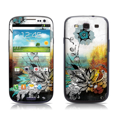 Samsung Galaxy S III Skin - Frozen Dreams