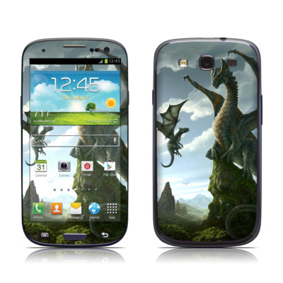 Samsung Galaxy S III Skin - First Lesson