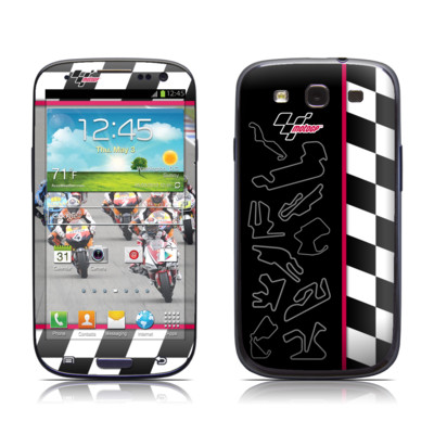 Samsung Galaxy S III Skin - Finish Line Group