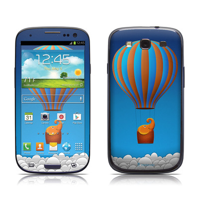 Samsung Galaxy S III Skin - Flying Elephant
