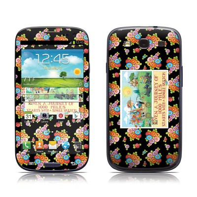 Samsung Galaxy S III Skin - Forty Year Journey