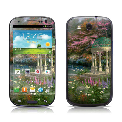 Samsung Galaxy S III Skin - Garden Of Prayer