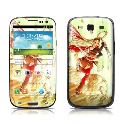 Samsung Galaxy S III Skin - Gear Thief