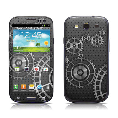 Samsung Galaxy S III Skin - Gear Wheel
