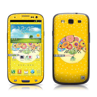 Samsung Galaxy S III Skin - Giving