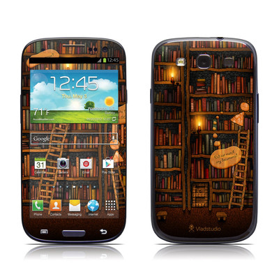 Samsung Galaxy S III Skin - Google Data Center