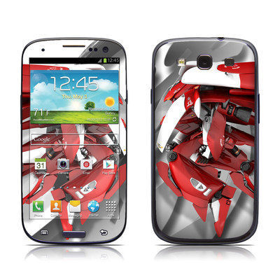 Samsung Galaxy S III Skin - Gundam Light