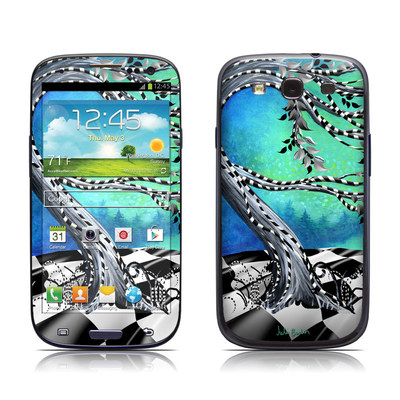 Samsung Galaxy S III Skin - Haunted Tree