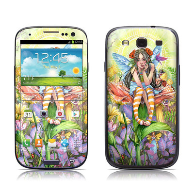 Samsung Galaxy S III Skin - Hide and Seek