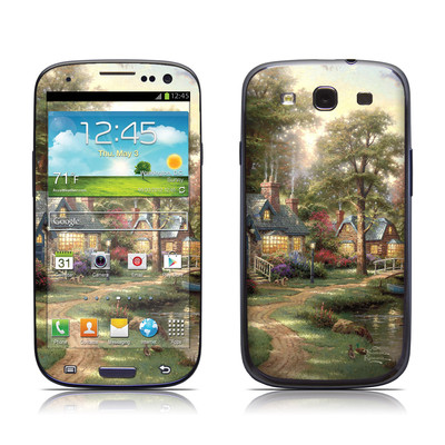 Samsung Galaxy S III Skin - Hometown Lake