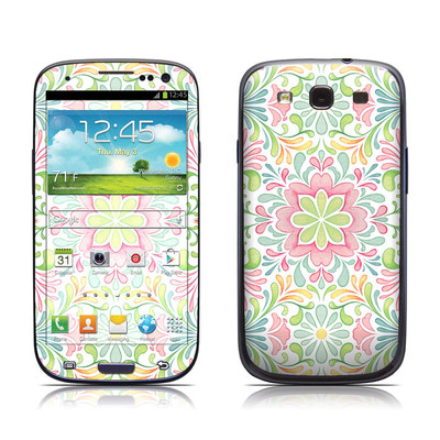 Samsung Galaxy S III Skin - Honeysuckle