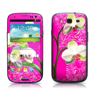 Samsung Galaxy S III Skin - Hot Pink Pop