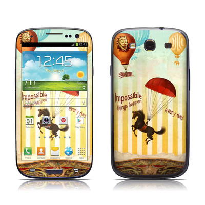 Samsung Galaxy S III Skin - Impossible