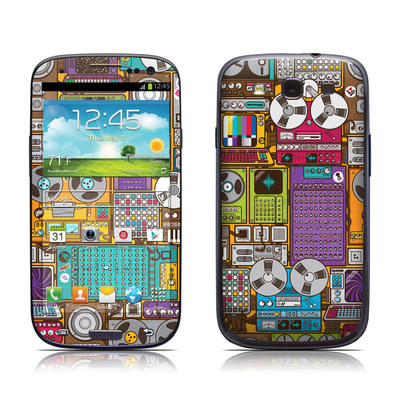 Samsung Galaxy S III Skin - In My Pocket