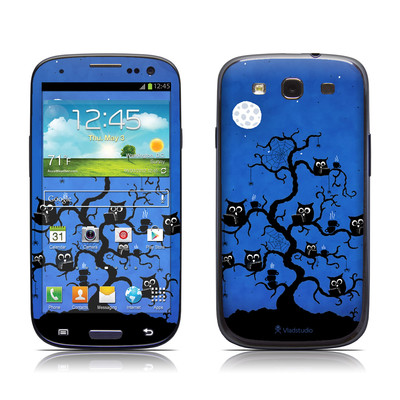 Samsung Galaxy S III Skin - Internet Cafe