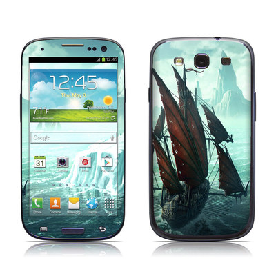 Samsung Galaxy S III Skin - Into the Unknown