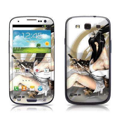 Samsung Galaxy S III Skin - Josei 4 Light