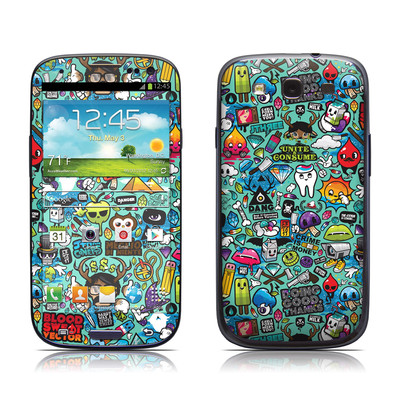 Samsung Galaxy S III Skin - Jewel Thief
