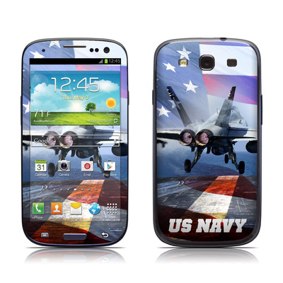 Samsung Galaxy S III Skin - Launch