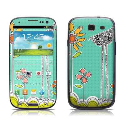 Samsung Galaxy S III Skin - Little Chicken