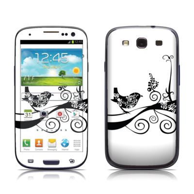 Samsung Galaxy S III Skin - Little Curly