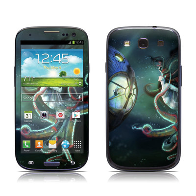 Samsung Galaxy S III Skin - 20000 Leagues