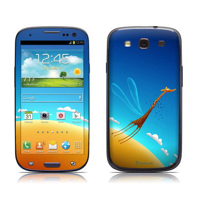 Samsung Galaxy S III Skin - Learn to Fly