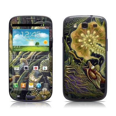 Samsung Galaxy S III Skin - Light Creatures