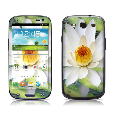 Samsung Galaxy S III Skin - Liquid Bloom