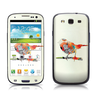 Samsung Galaxy S III Skin - Little Bird