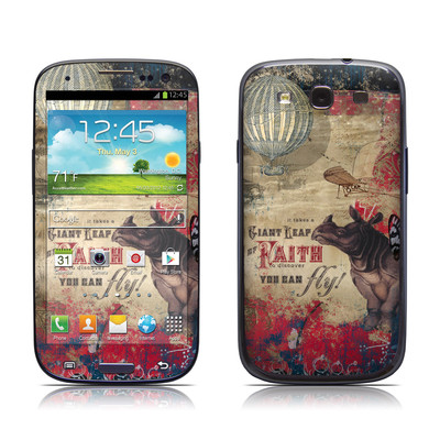 Samsung Galaxy S III Skin - Leap Of Faith