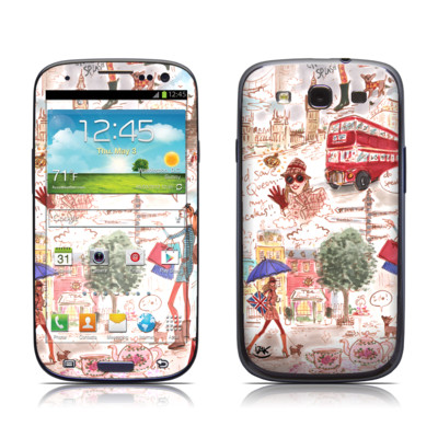 Samsung Galaxy S III Skin - London