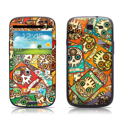 Samsung Galaxy S III Skin - Loteria Scatter