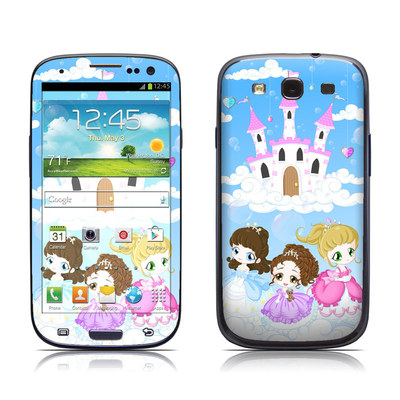 Samsung Galaxy S III Skin - Little Princesses
