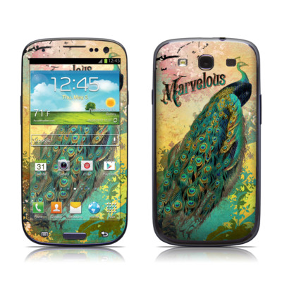 Samsung Galaxy S III Skin - Marvelous