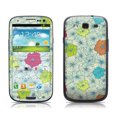 Samsung Galaxy S III Skin - May Flowers